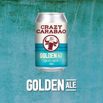 Crazy Carabao Golden Ale