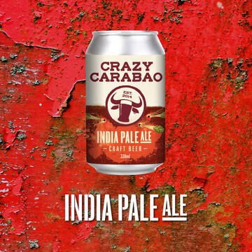 Crazy Carabao India Pale Ale (IPA)